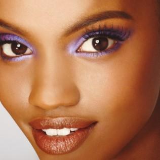 Farhiya, makeup by Legend Rivera
